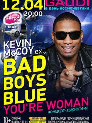 Kevin McCOY ex. BAD BOYS BLUE