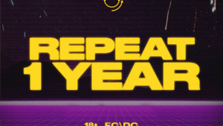 Repeat 1 Year